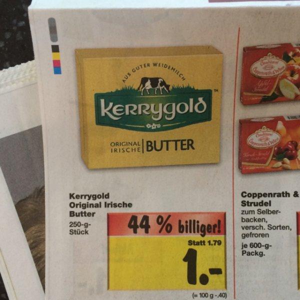 Kerrygold für 1€ bei Kaufland
