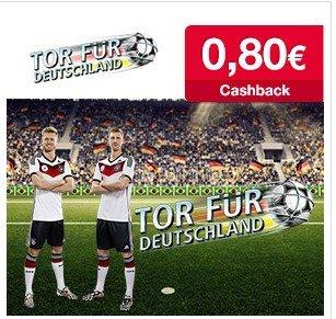 [QIPU] WM Gewinnspiel: Jetzt kostenlos tippen und 0,80€ Cashback erhalten
