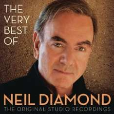 Amazon MP3 Album -  The Very Best Of Neil Diamond ( 23 Songs)  Nur 2,99 €