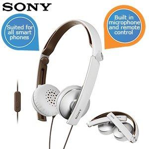 [iBood.de] Sony Kopfhörer (MDR-S70AP) in Weiß, Idealo.de ab 42,99€