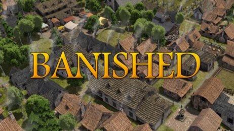 Banished (DRM-frei) für ca. 7,19 €
