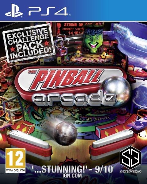 Sony PS4 - The Pinball Arcade für €17,50 [@Zavvi.com]