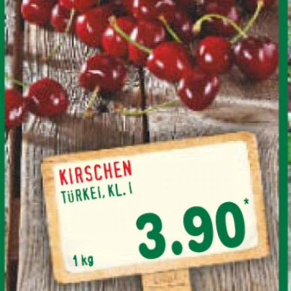 (Netto ohne Hund & Tengelmann) Kirschen für 3,90€ / KG