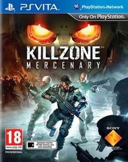 [Lokal Berlin Media Markt Alexa] Killzone Mercenary für PS Vita