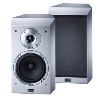 Sehr Gute Lautsprecher  Heco Celan XT 301 Weiß und