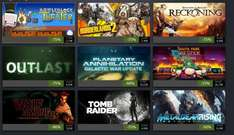 STEAM SUMMER SALE TAG #4 + Aktuelle Blitzangebote
