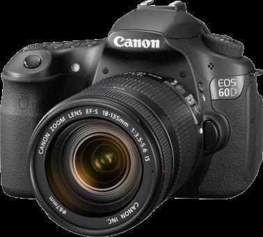 [Schweiz]  CANON EOS 60D + EF-S 18-135MM IS 699 CHF ~ 574 €