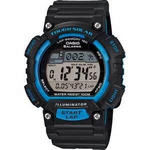 [Amazon] Herren-Solar-Armbanduhr Casio STL-S100H-2AVEF,Weltzeit,Rundenspeicher,Wasserdicht bis 100m/10Bar für 31,50€ incl.Versand