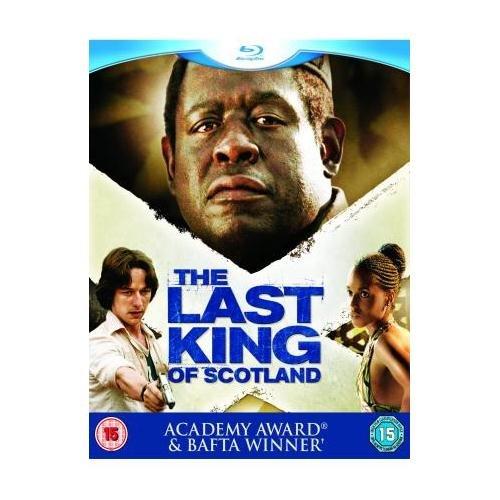 Blu-Ray - Der letzte König von Schottland für €5,05 [@Play.com]