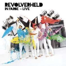 Amazon MP3 Album : Revolverheld - In Farbe - Re-Edition ( 15 Songs)  Nur 2,99 €