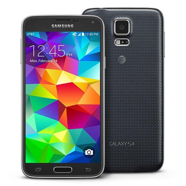 Samsung Galaxy S5 Schwarz (Ohne SimLock) 16GB für 464,99€ (inkl. Versand