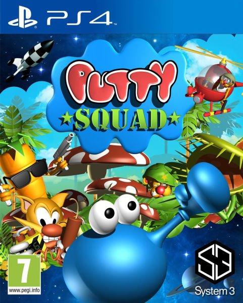 Sony PS4 - Putty Squad für €17,51 [@Zavvi.com]