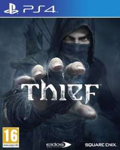 11% Discount Code bei ZAVVI PS4 THIEF oder PS3 Games
