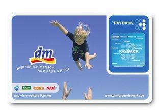 [evtl. lokal] Gratis Produkt bei DM für Payback-Kunden