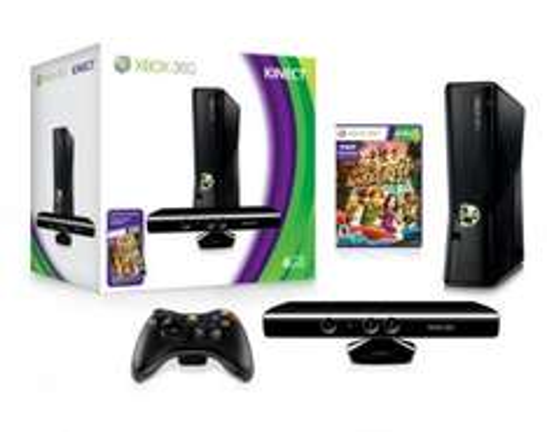 XBOX Elite Slim 250 GB Kinect Bundle