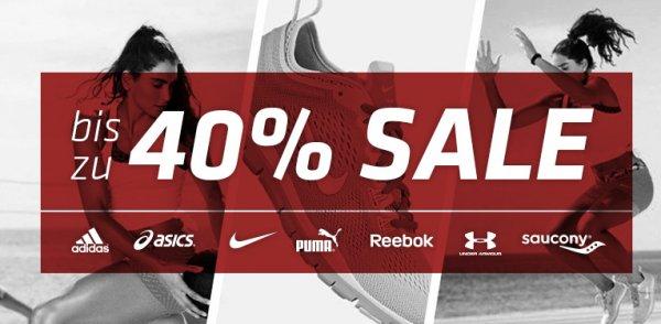 Sale bei www.my-sportswear.de - Nike, UnderAmour, Adidas, Reebok & more. Bis zu -40% (auf alles) kostenloser Versand + 15% auf alles andere mit CODE 22800