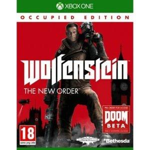 [ZAVVI] Wolfenstein: The New Order - Occupied Edition  für XBOX ONE - ggf. kurzzeitig für  ca. 39,09 €
