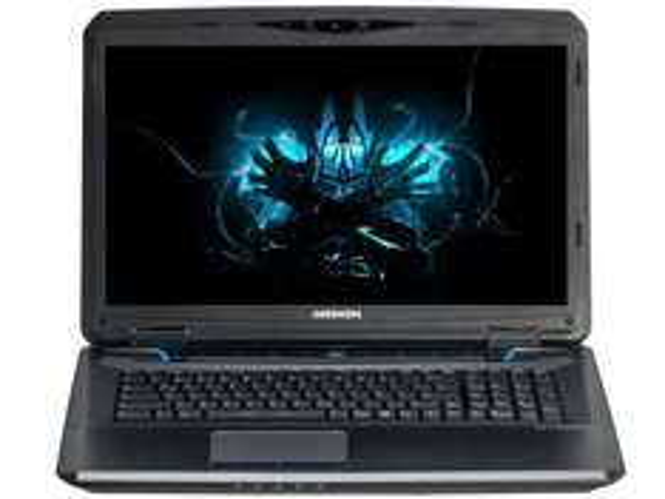 Gaming Laptop Medion Erazer X7827 43,9 cm (17,3 Zoll) Notebook (Intel Core i7 4700MQ, 2,4GHz, 16GB RAM, 1TB HDD + 128GB SSD, NVIDIA GF GT X780M, Win 8) B-Ware