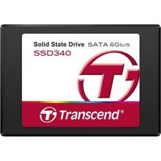 128GB Transcend SSD  SSD340 SATA III  @amazon 46€