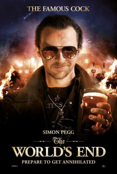 [Amazon Prime] The World's End [Blu-ray] für 9,97€