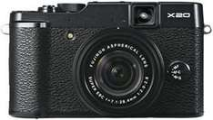 Fujifilm X20 black/schwarz € 338.- (VSK frei) @ computeruniverse.net