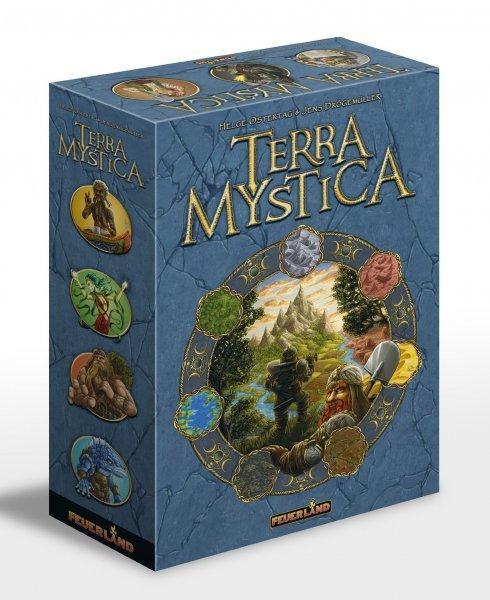 Terra Mystica für 44,95€ inkl. Versand