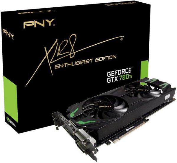 Preisfehler: PNY GeForce GTX 780 Ti 3072MB
