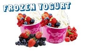 [REGENSBURG ARCADEN] Kleiner Frozen Joghurt bei Immergrün gratis