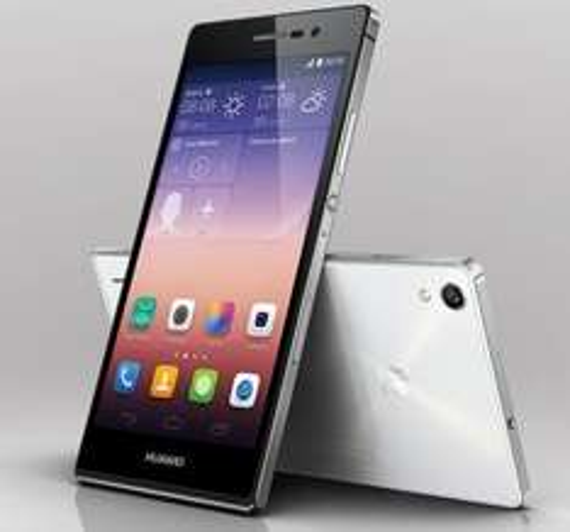 Huawei Ascend P7 + Allnet Flat für 19,99€/Monat