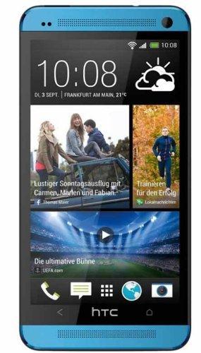 HTC One 32 GB blau 801 N für 379€ @ Mediamarkt.de