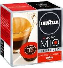 LAVAZZA A Modo Mio Appassionatamente Espresso, 16 Kapseln für 4€ @ MM Online