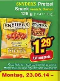 [bundesweit] Snyders of Hanover Netto 1,29€