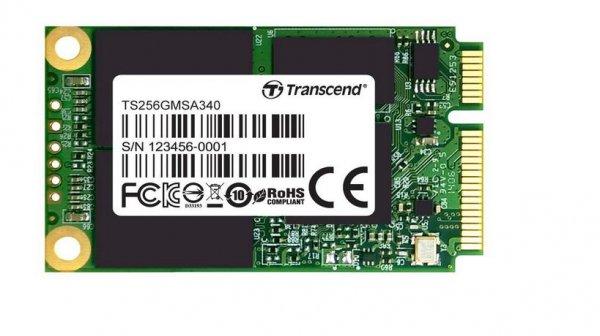 (Amazon Blitzangebote) Transcend TS256GMSA340 interne SSD 256GB