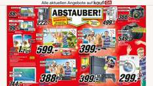 """Samsung 48"""" H6470 599,- und noch weiter Produkte am Verkaufsoffenen Sonntag im Media Markt Köln Kalk"""