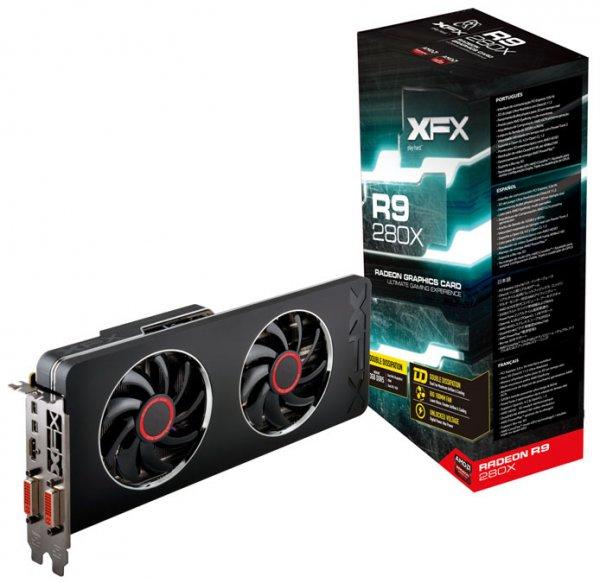 XFX Radeon R9-280X Double Dissipation Edition bei ARLT