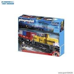Playmobil - Neuer RC-Güterzug mit Licht und Sound