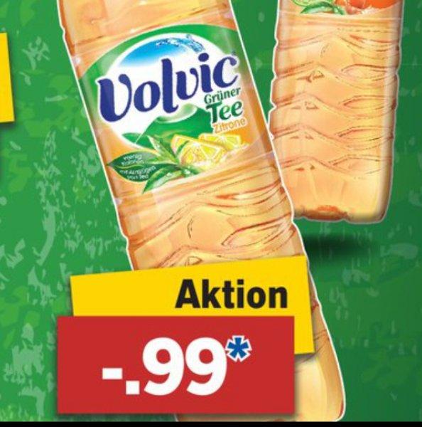 Volvic Tee 1,5L für 0,99€