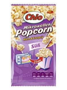 CHIO Popcorn süß 11er Pack (Amazon Blitzangebot)