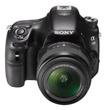 Sony SLT-A58K SLR-Digitalkamera