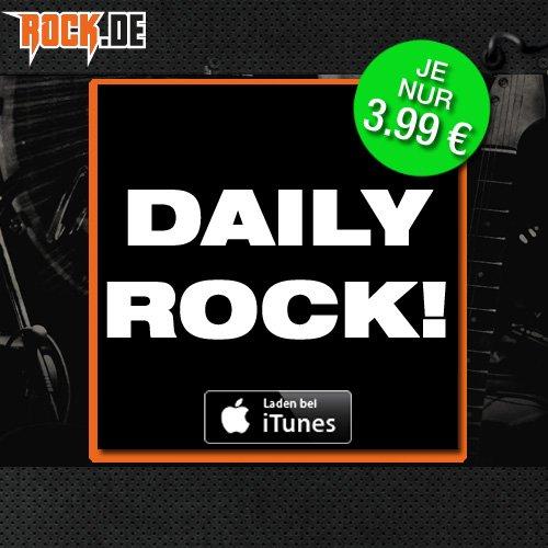 Täglich wechselnde Rock Alben für je 3.99 € bei iTunes