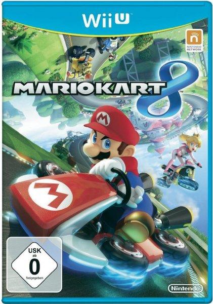 [voelkner.de] Wii U/ WiiU Mario Kart 8 (nur heute durch Gutschein gültig) + Bonusspiel + Gratisartikel