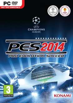 [Steam] Pro Evolution Soccer 2014 @ GMG