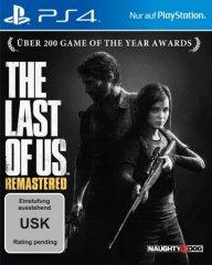 The Last of Us Remastered (PS4) für 44,99 EUR inkl. Versand vorbestellen – USK Version! @buecher.de