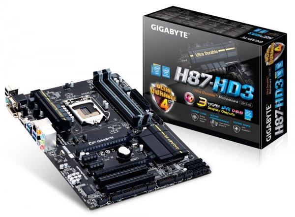 Gigabyte H87-HD3 Mainboard/Sockel 1150