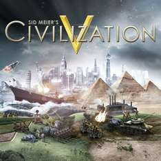 Civilization 5 (STEAM) @Amazon.com