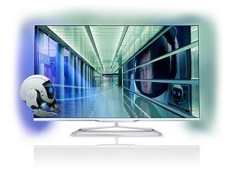 Philips 47PFL7108K Full HD LED-Fernseher, 47-Zoll, (B-Ware*) inkl. Versand für 849 € (39% sparen)