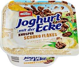 [KAUFLAND] Müller Joghurt mit der Ecke zum 1/2 Preis, statt 0,59€ für 0,29€ (150g)