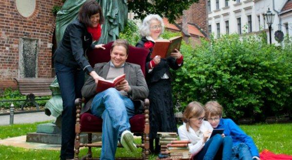 Berlin - Berliner Bücherfestival - freier Eintritt - 28 & 29.6.2014