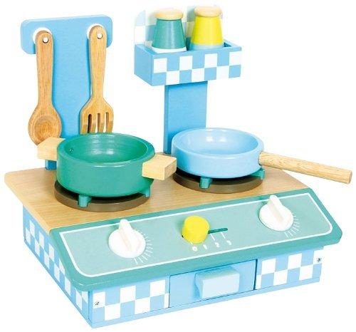 small foot company 3103 - Küche Oliver aus Buchenholz, Spielküche, Spielzeug Küche für 23,18 EUR inkl. Versand @ Amazon.de