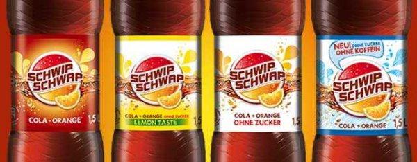 Schwip Schwap 1,5l für 0,59€ bei Penny - versch. Sorten - 03.07. bis 05.07.2014